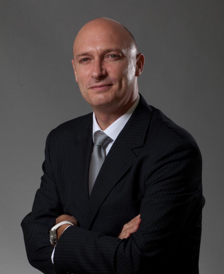 Gilles Rochas, Borealis Vice President Energy & Infrastructure