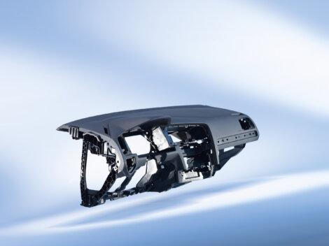 Fibremod™ GE277AI Golf 7 instrument panel carrier