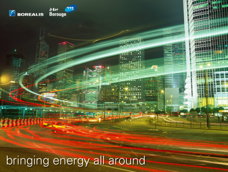 Borealis and Borouge are bringing energy all around in the global wire and cable industry.
