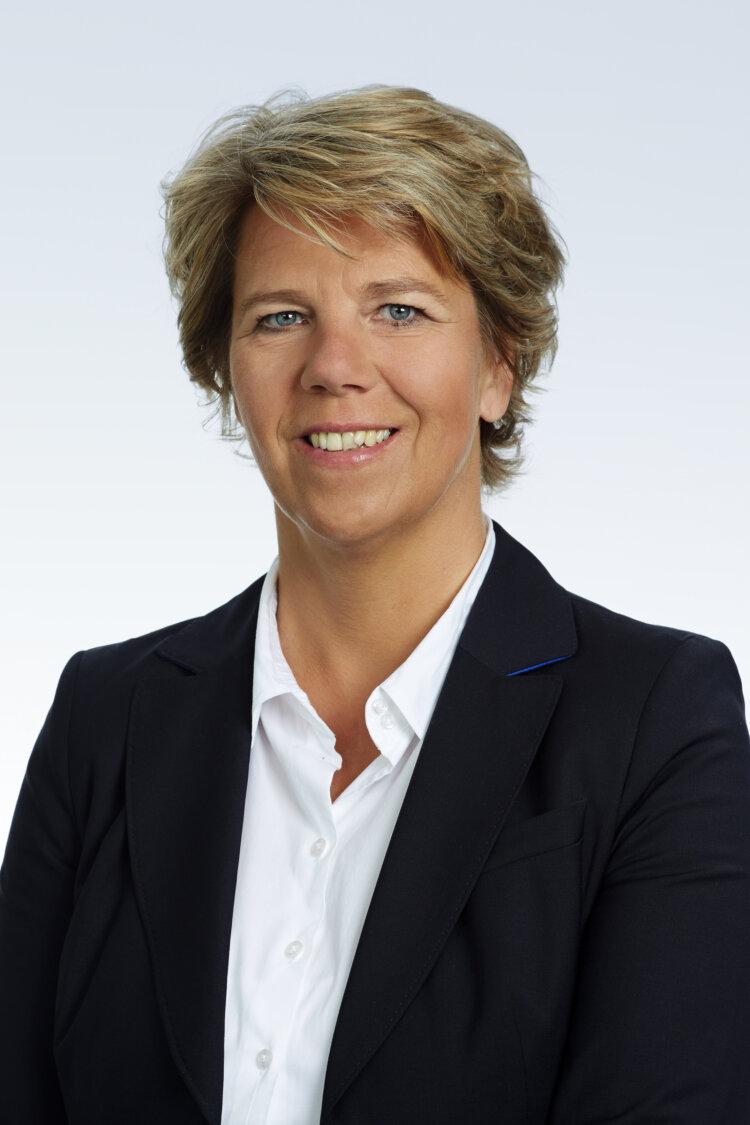 Anja Krusel, Borealis Vice President Group Controlling