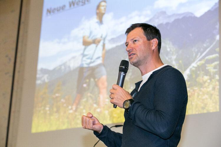 Vortrag Stephan Eberharter