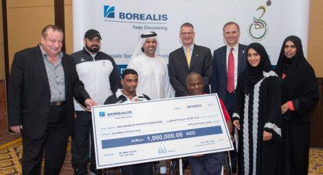 UAE Disabled Sports Federation