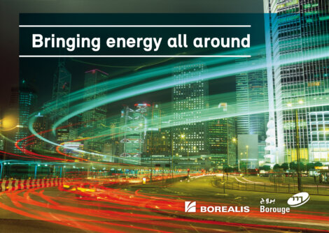 Borealis and Borouge: Bringing energy all around at Wire Düsseldorf 2016