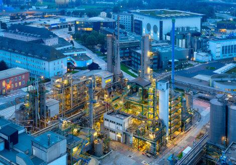 Borealis plant eine EUR 80 Millionen Investition in den Standort Linz.