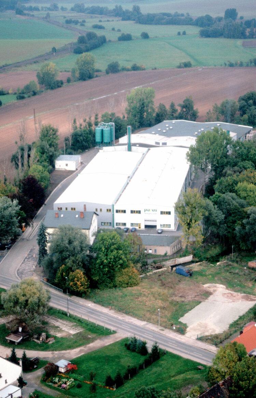 mtm plastics GmbH in Niedergebra, Deutschland.