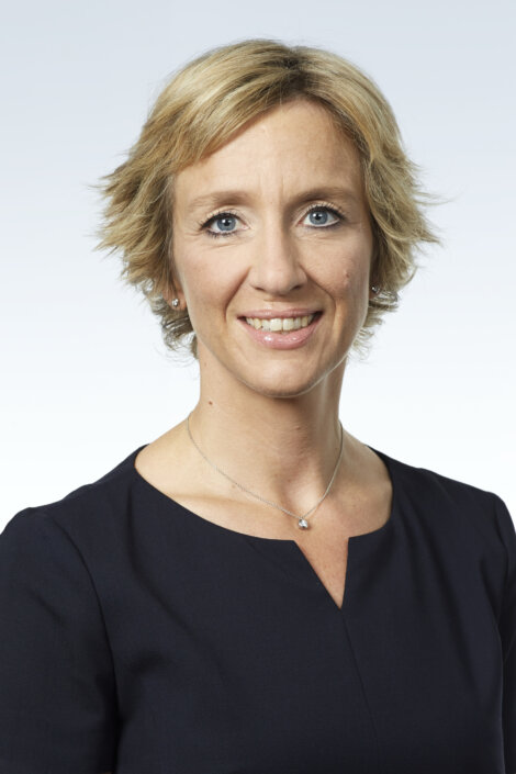 Kerstin Artenberg, Borealis Vice President HR and Communications