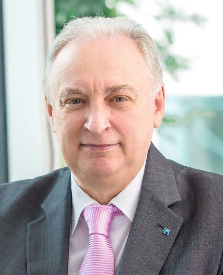 Hubert Puchner, Geschäftsführer Borealis Agrolinz Melamine GmbH