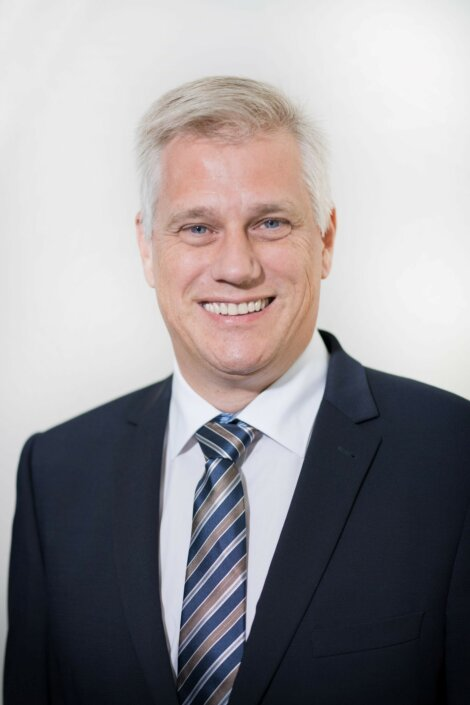 Philippe Roodhooft, future Executive Vice President Middle East & Growth Projects