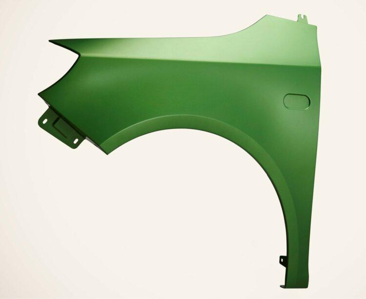 Photo: Class-A Kotflügel produziert mit Borealis Fibremod