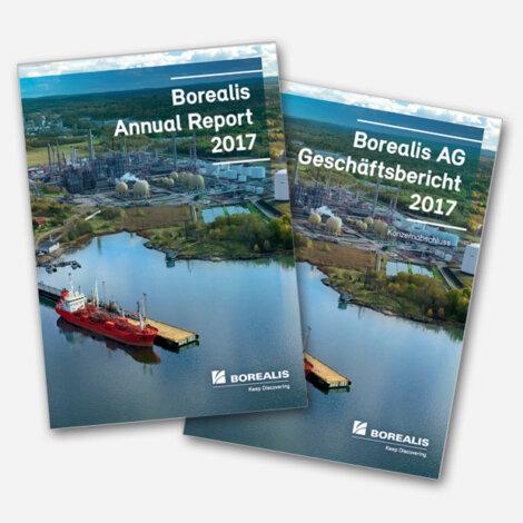 Annual Report Cover