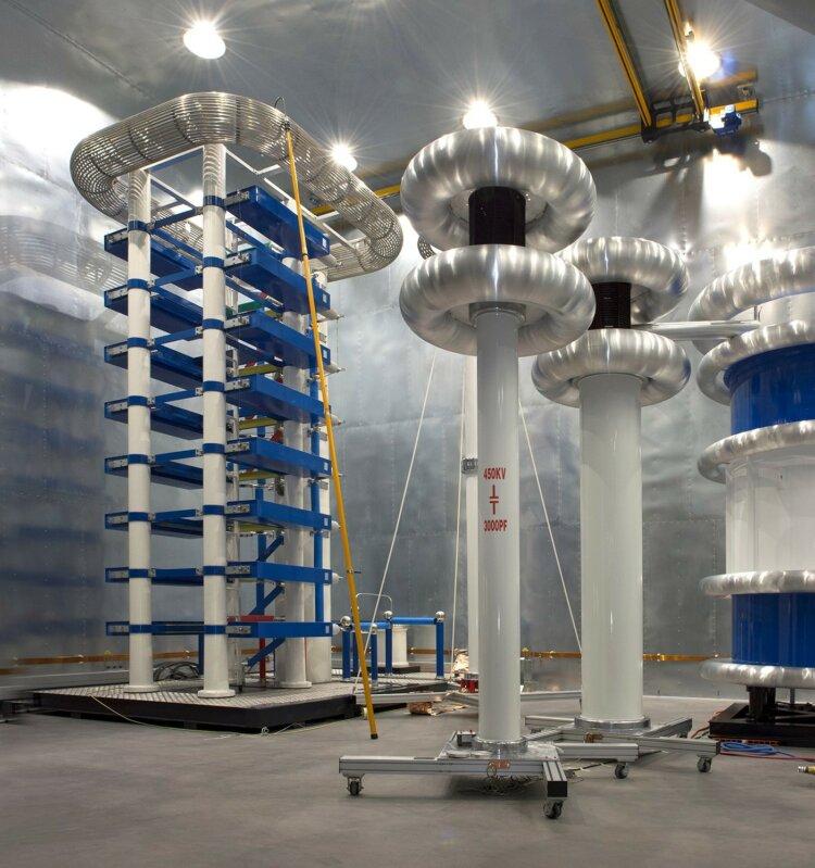 Borealis unika testcenter för högspänningskablar i Stenungsund