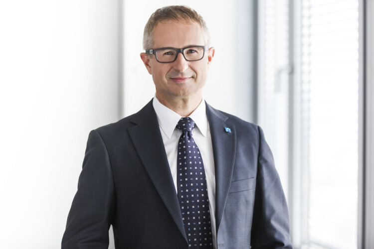 Alfred Stern, Borealis CEO