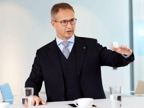 Borealis CEO Alfred Stern
