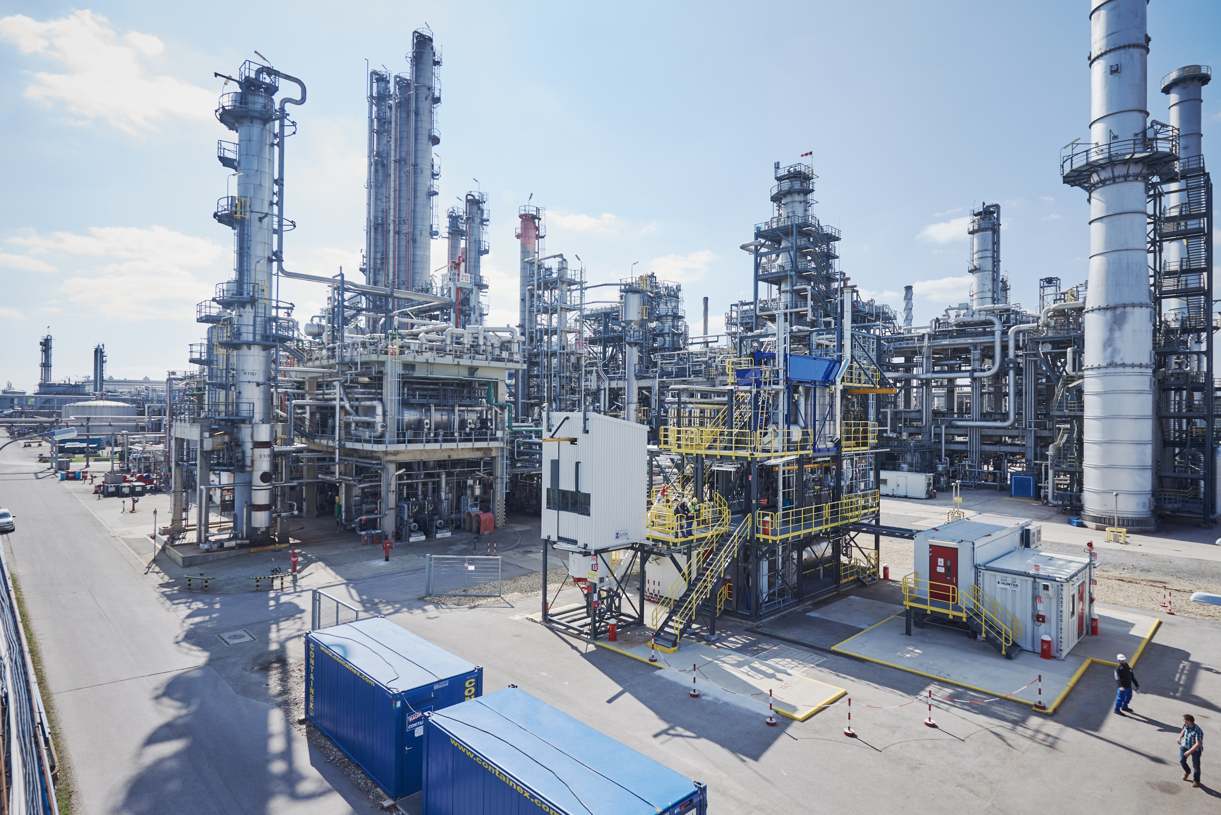 Omv Reoil Project Omv And Borealis Extend Their Partnership At