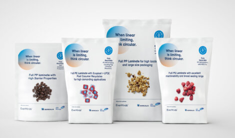 Photo: Borealis and Borouge offer monomaterial solutions suitable for the most demanding consumer packaging applications