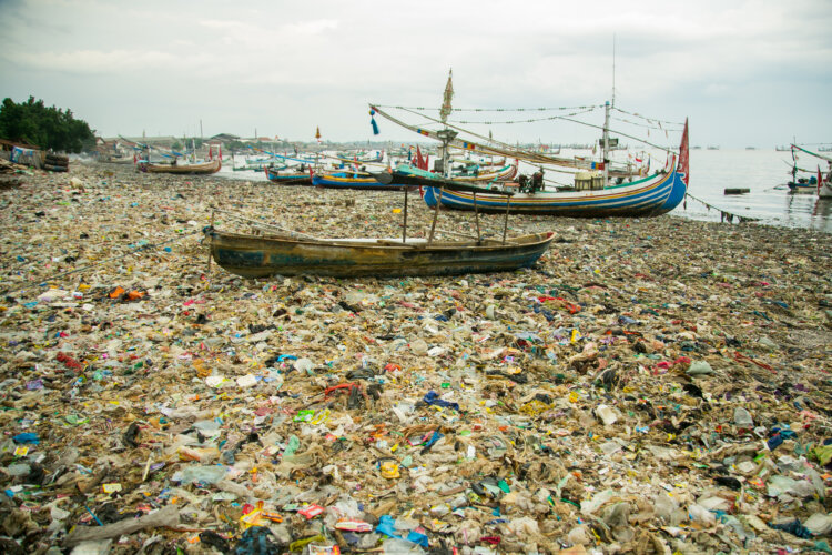 photo: Project STOP designs, implements, and scales circular economy solutions to prevent plastic pollution in Southeast Asia.