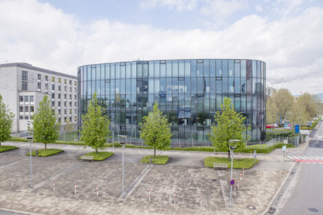 photo: Borealis Innovation Headquarters in Linz, Austria