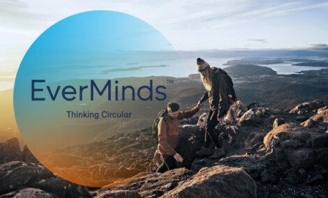 Borealis Ever Minds™ Thinking Circular key visual