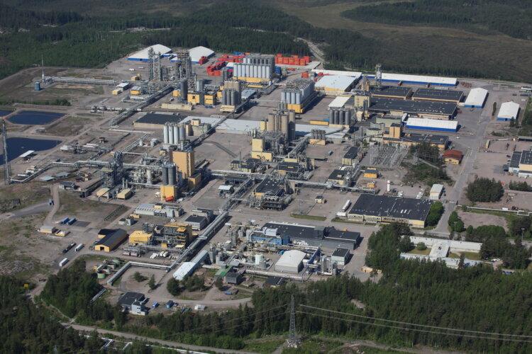 Foto: Borealis kündigt eine Investition in Höhe von EUR 17,6 Millionen in eine  neue regenerative thermische Abluftreinigung (Regenerative Thermal Oxidizer, RTO)  für seine Polyolefinanlagen in Porvoo, Finnland, an.