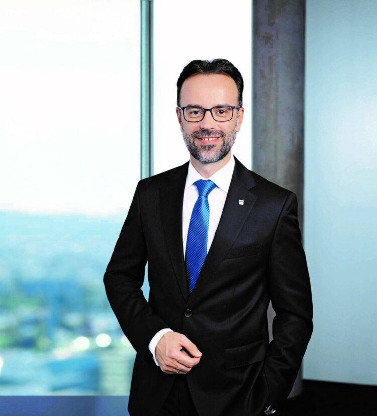 photo: Borealis CEO Thomas Gangl