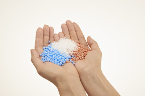 photo: Sulzer Chemtech expanded polypropylene (ePP) beads