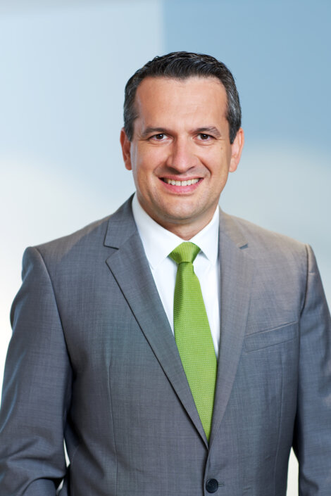 Thomas Reutter was appointed Vice President Product Asset Management and Supply Chain, effective 1 August 2021.