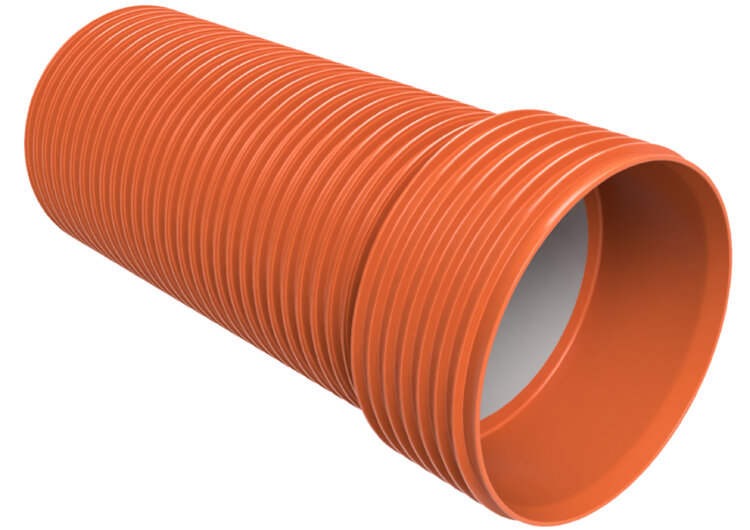 Photo: Ultra Rib 2 Blue pipe